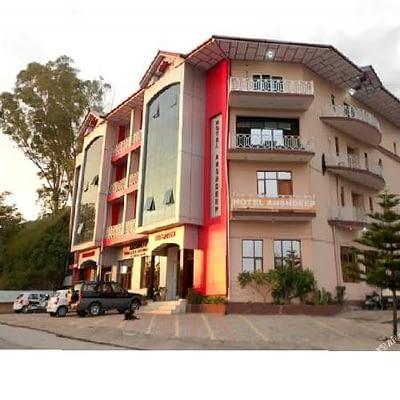Anshdeep Hotel
